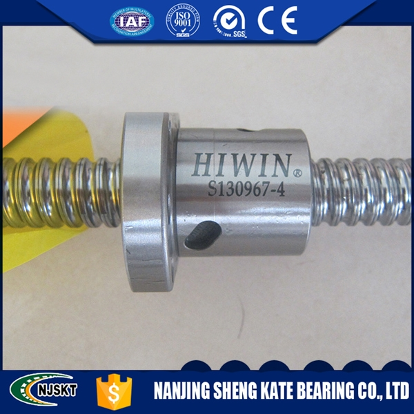 HIWIN cnc machine tool roll ball screw 40-5T4 ball screw R40-5T4-FSI-0.05