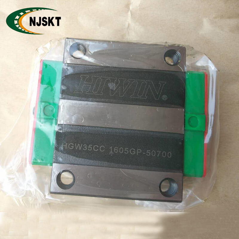 Original HIWIN HGW35CA Linear Guide 35mm linear guideway HGW35CAZAC