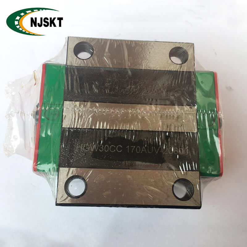 Original HIWIN HGW55HA Precision Linear Guide