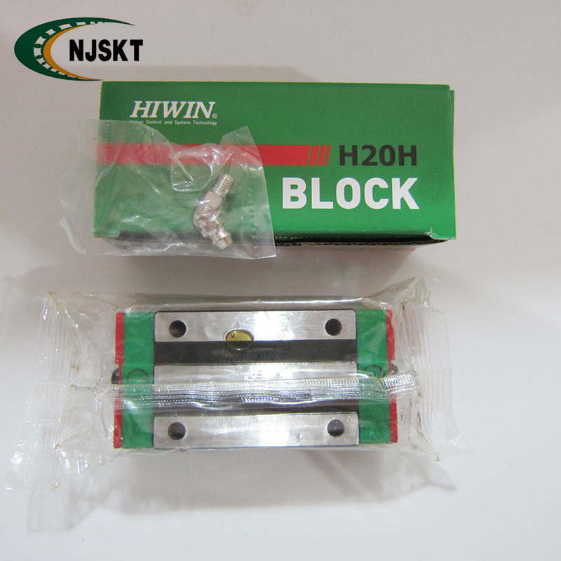 HIWIN Linear Block HGH45HA Linear Rail
