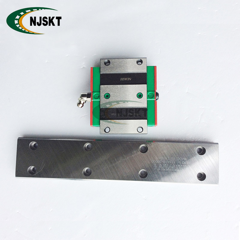 Original HIWIN WEW35CC Linear Guide Rail for Precision Machine