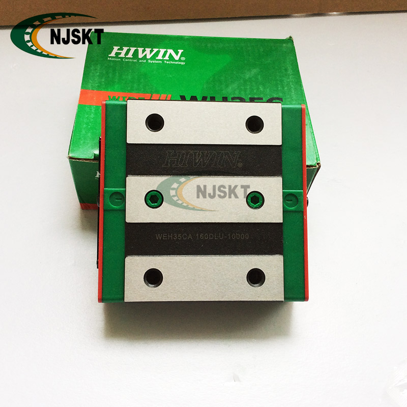 Original HIWIN Linear Guide WEH50CA Machine Slide Rails