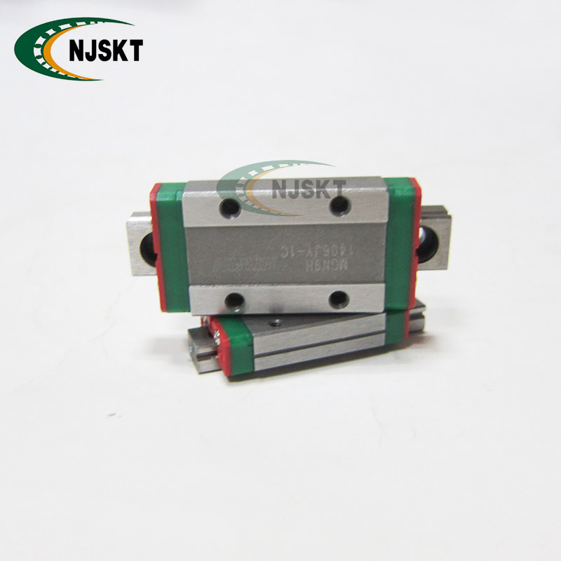 Original HIWIN 9mm Linear Guide Block MGN9H