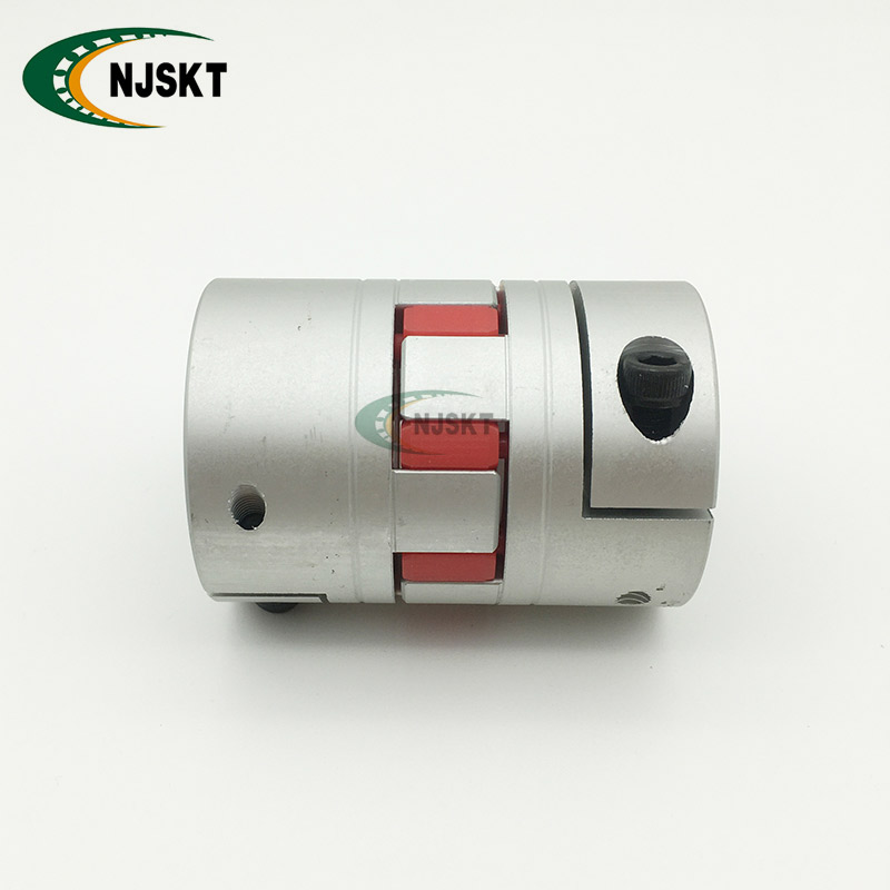 Red Star Coupling 22X22mm Shaft Coupling D80-L114