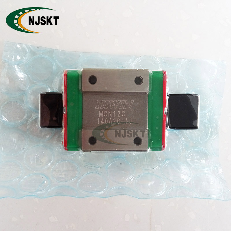 Original HIWIN 3D Printer Linear Guide MGN12C