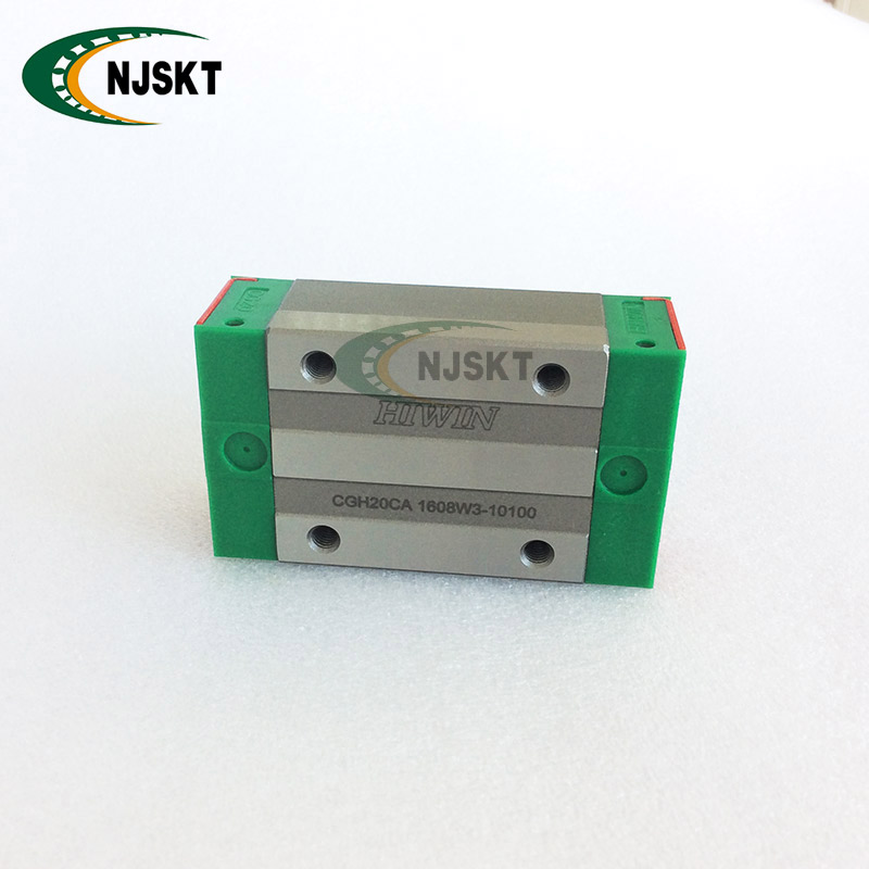 Original Linear Guide Rail CGR20 HIWIN Bearing CGH20CA
